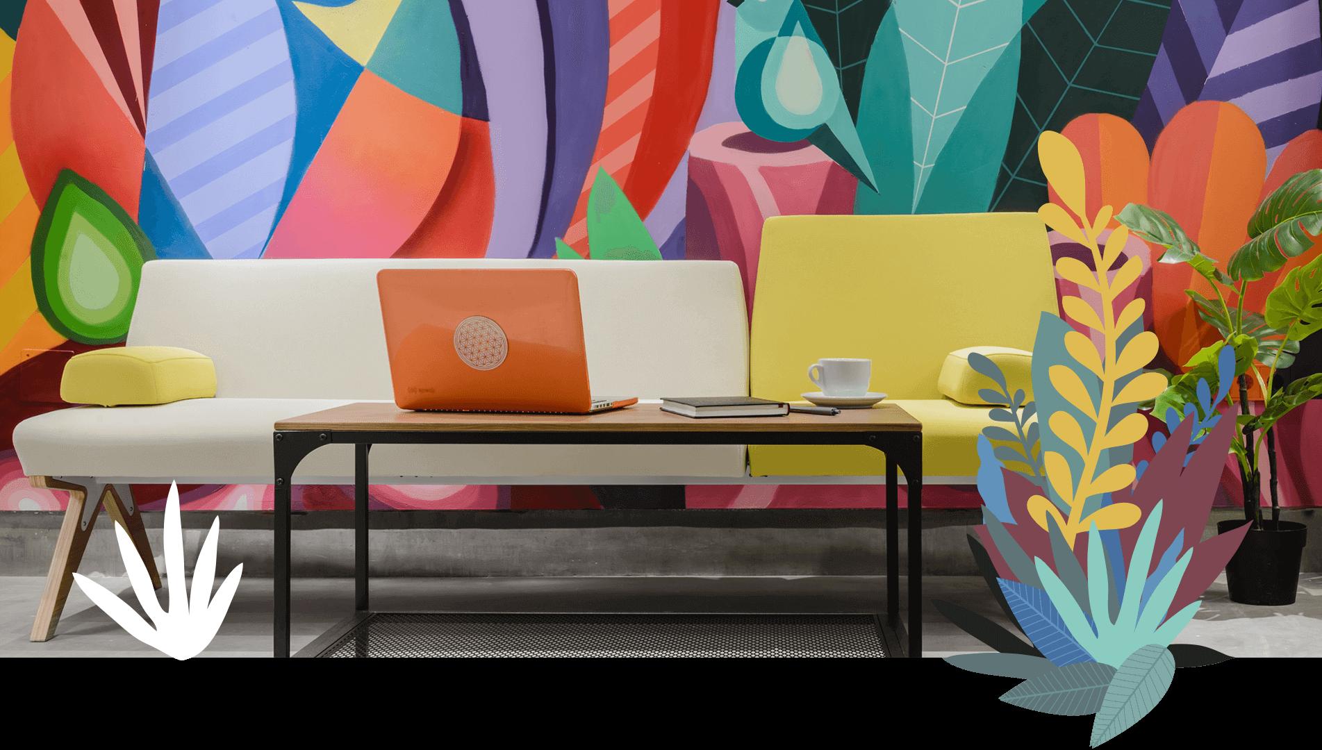El espacio de trabajo donde crecen las ideas